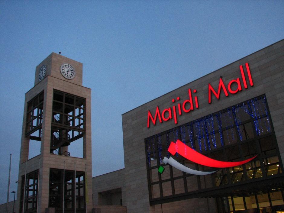 7. IRACKI KURDYSTAN, Erbil. Otwarta w 2009 roku galeria handlowa Majidi Mall, jest do tej pory największa w Erbilu ze swoimi 135.000m2 powierzchni. (Fot. Katarzyna Komorek)