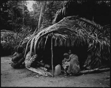 Mieszkaniec Taman Negara (fot. Marel Lalko)