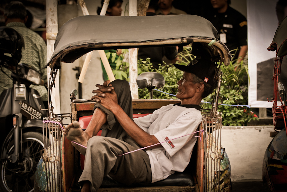 5. INDONEZJA, Jogyakarta. Najciekawszym zjawiskiem jest ich wielofunkcyjność...