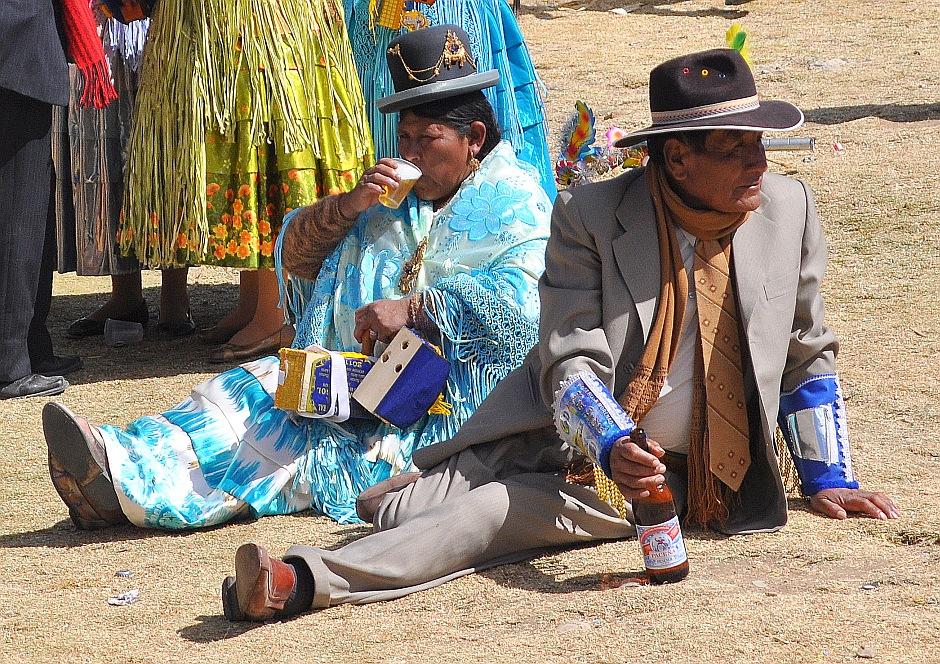 5. Boliwia, Isla del Sol. ... lub posiedzieć z mężem. (Fot. Maja Szymańczak)