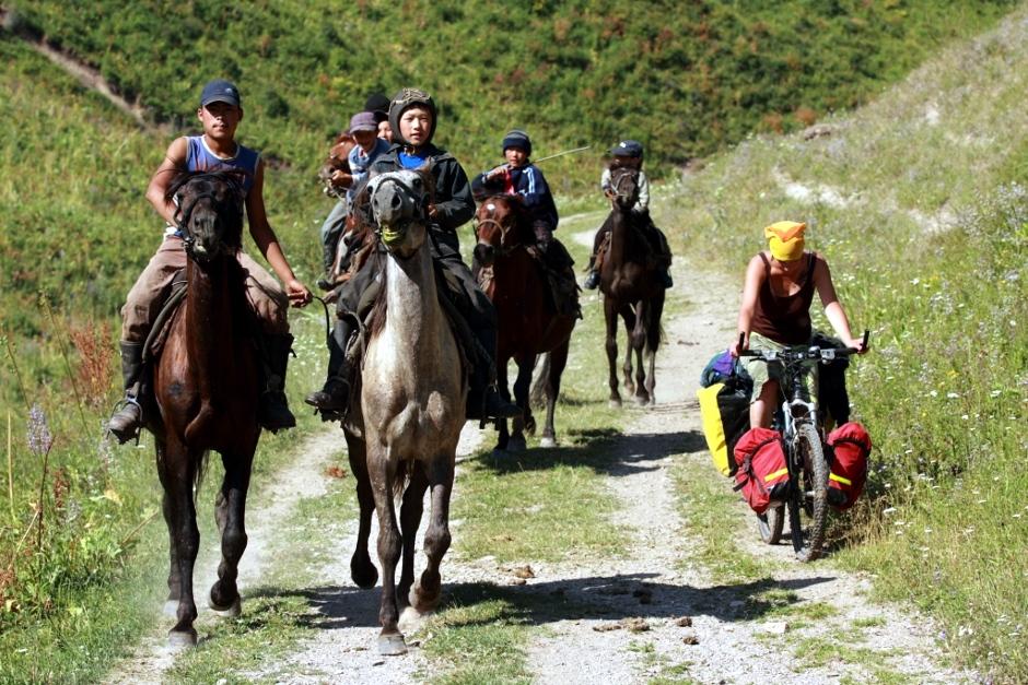 Bezdroża Kirgistanu