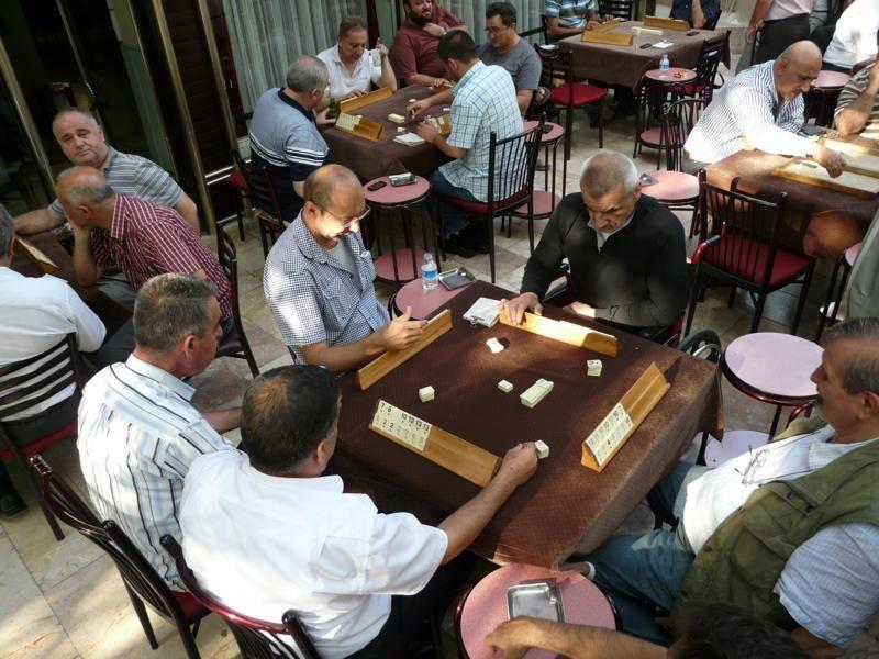 Turcy uwielbiają gry towarzyskie