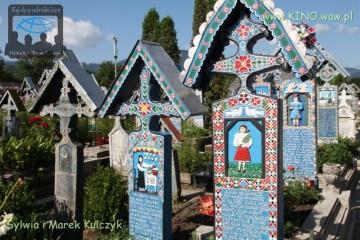 Rumunia - Wesoły Cmentarz