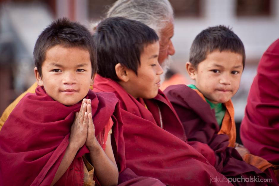 W Katmandu i pozostałej części Nepalu dominują hinduizm, oraz buddyzm.