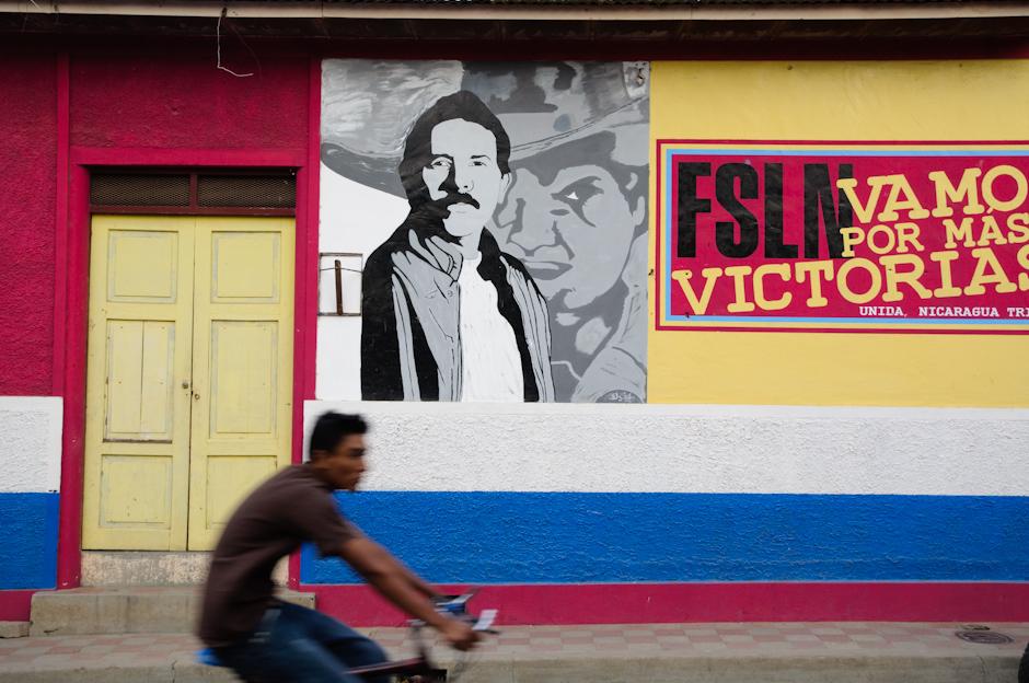Front Wyzwolenia Narodowego w Nikaragui.