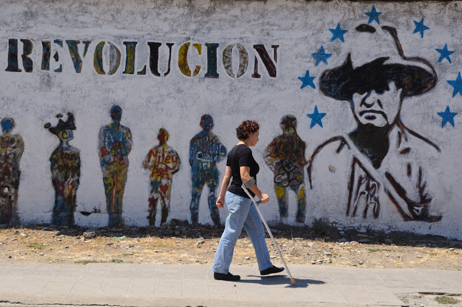 Augusto Sandino - symbol rewolucji w Nikaragui