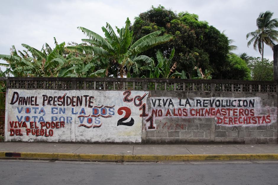 Daniel Ortega wygrał po raz kolejny wybory w Nikaragui.