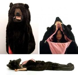 Śpiwór niedźwiedź (fot. likecool.com)