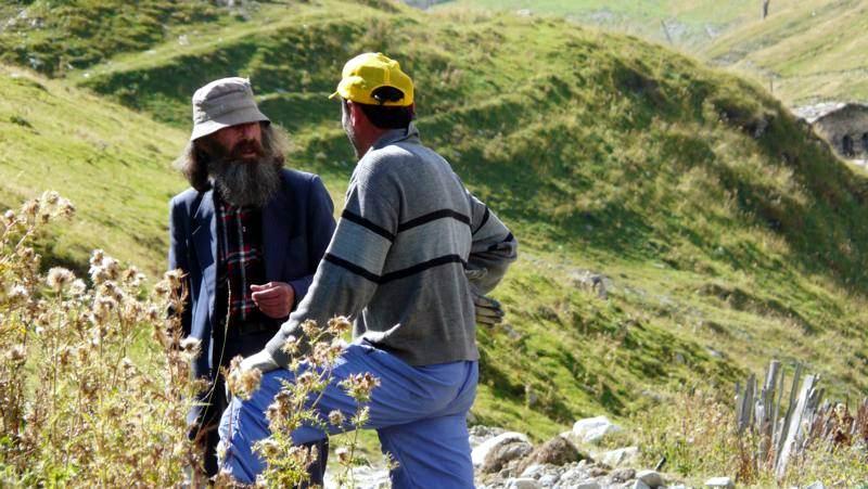 Mieszkańcy Kaukazu