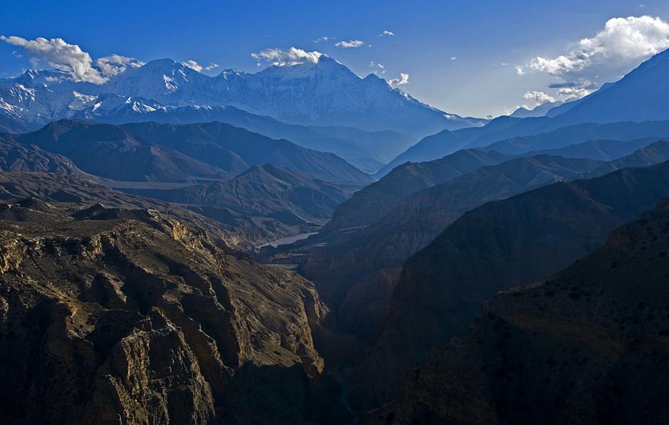 Podróż do Nepalu. Zdjęcia z Królestwa Lo