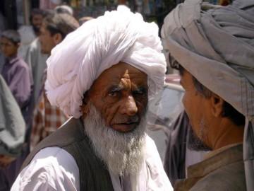 Mieszkaniec Pakistanu. (Fot. Michał Frąckowiak)