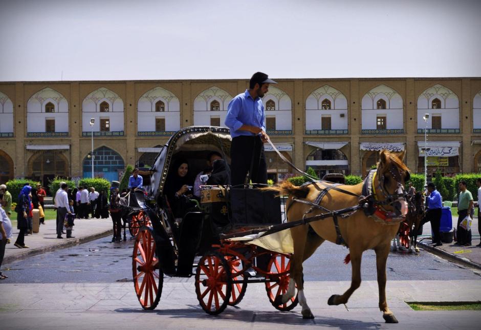Turystyczne atrakcje w Esfahanie