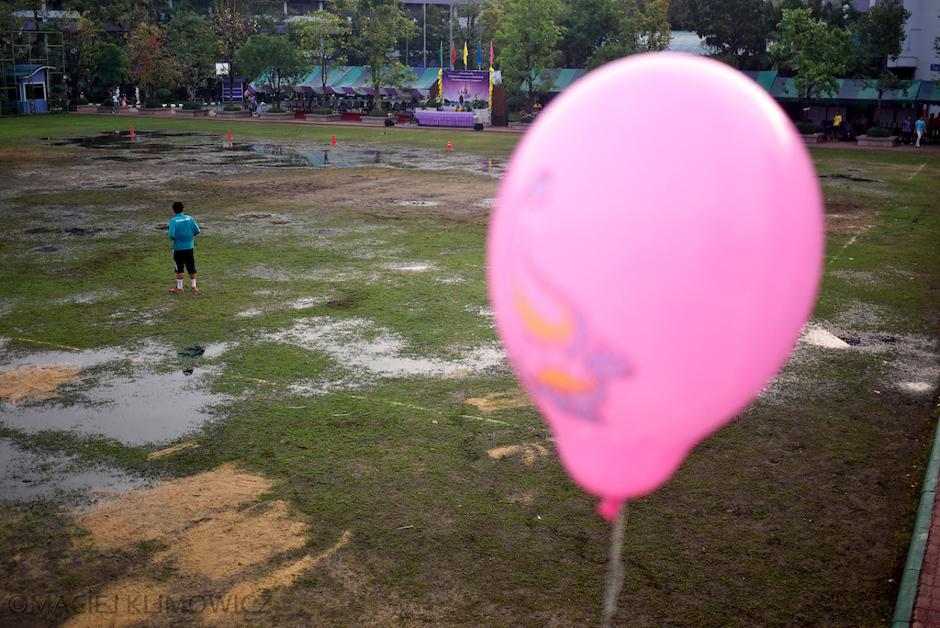 Tajlandia bywa deszczowa