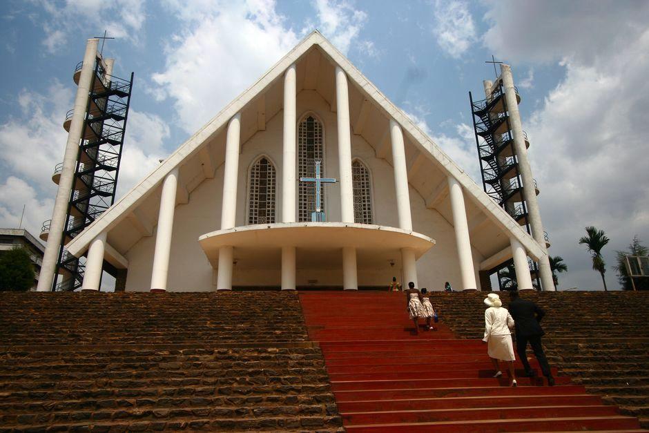 Katedra Notre Dame w Kamerunie