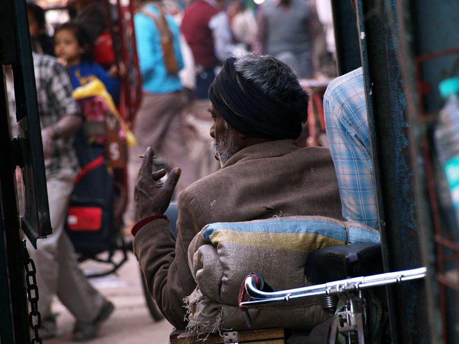 Tragarz z Delhi