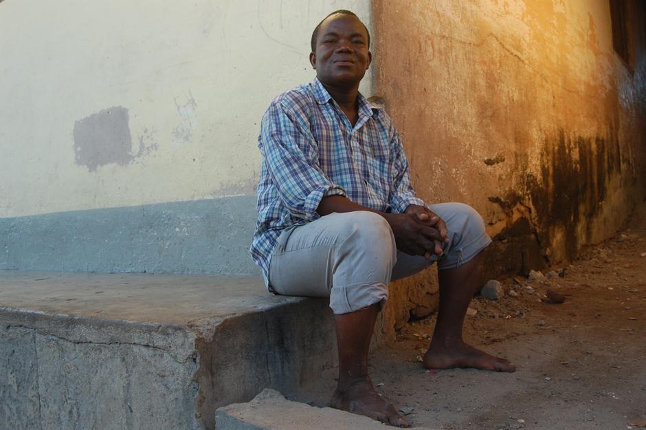 Mieszkaniec Mozambiku