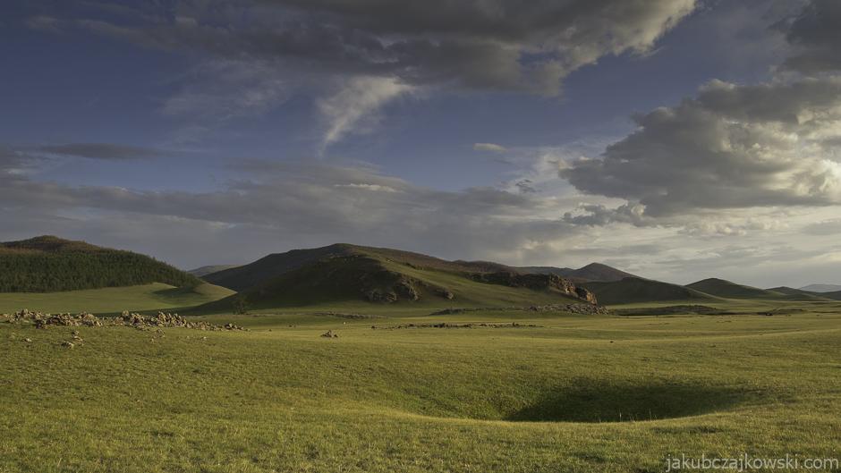 Mongolskie góry