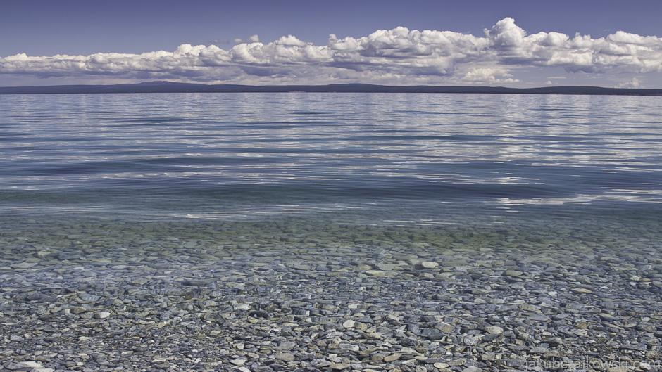 Khovsogol Lake in northern Mongolia