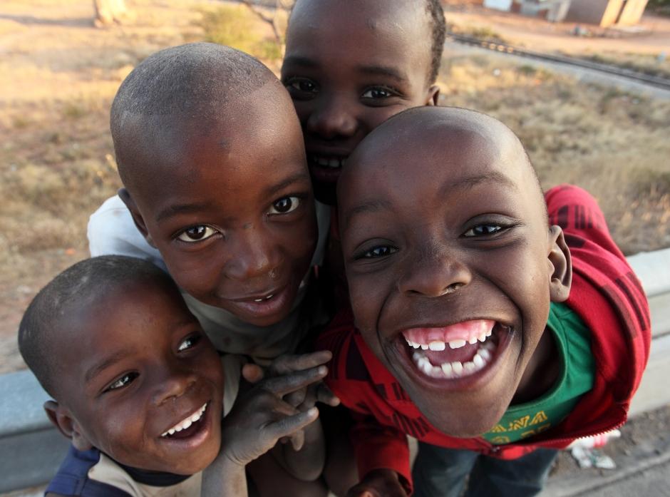 Mali piłkarze z RPA