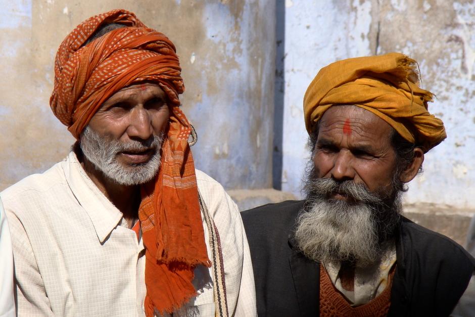 Starsi panowie z Puszkaru