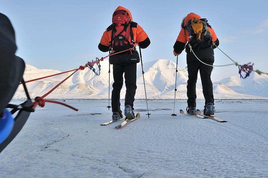 Początek wyprawy Torrell Expedition