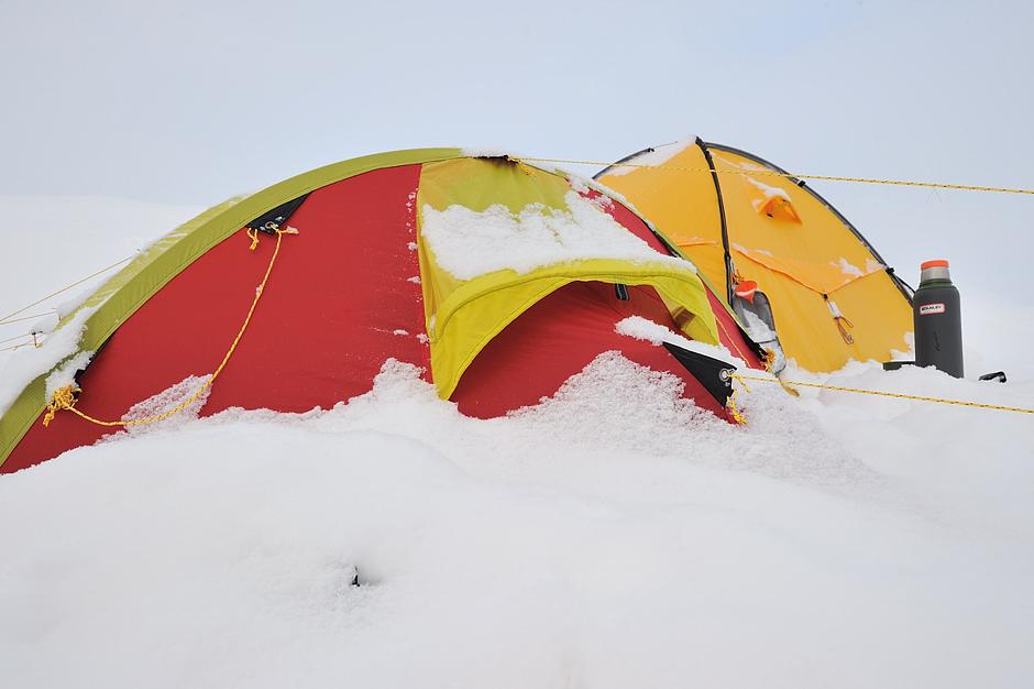 Polacy na Spitsbergenie.