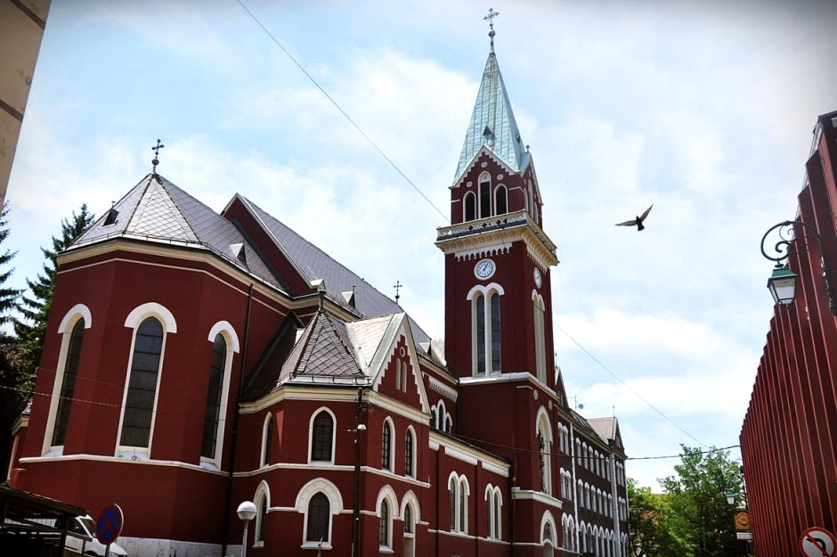 Kościół w Sarajewie