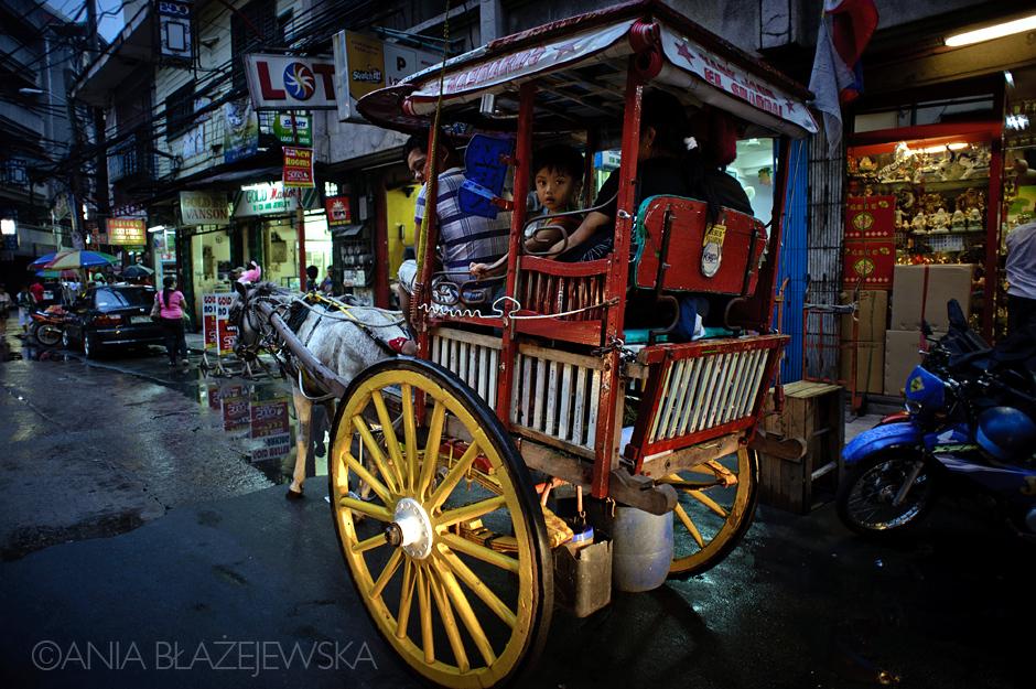 Chinatown, Manilia na Filipinach