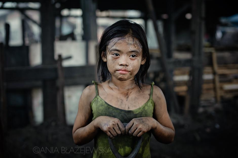 Praca dzieci w krajach Azji to norma