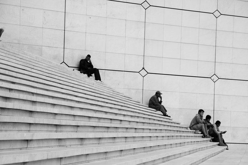 Paryż - dzielnica La Defense