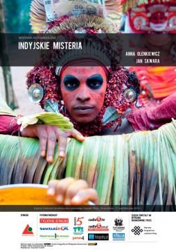 """Wystawa fotograficzna """"Indyjskie misteria"""""""