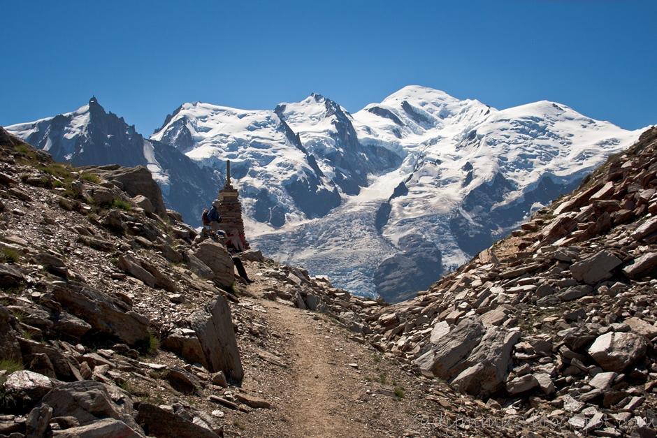 Przełęcz la Brevent