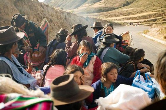 Podróż na stopa przez Boliwię