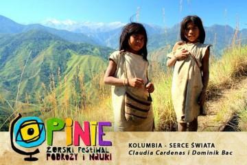 Kolumbia na Żorskim Festiwalu Podrózy i Nauki Opinie