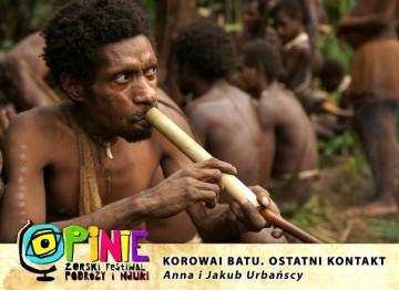 Papua Nowa Gwinea na festiwalu w Żorach