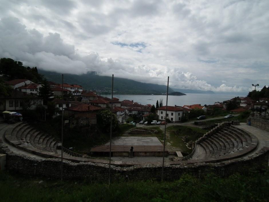 Starożytny teatr