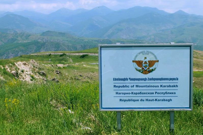 Witajcie w Górskim Karabachu