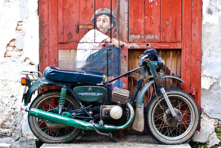 Kroniki motocyklowe