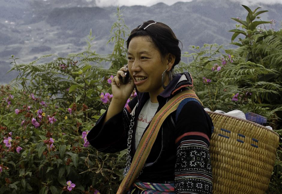 Technika dociera w najdalsze rejony Azji