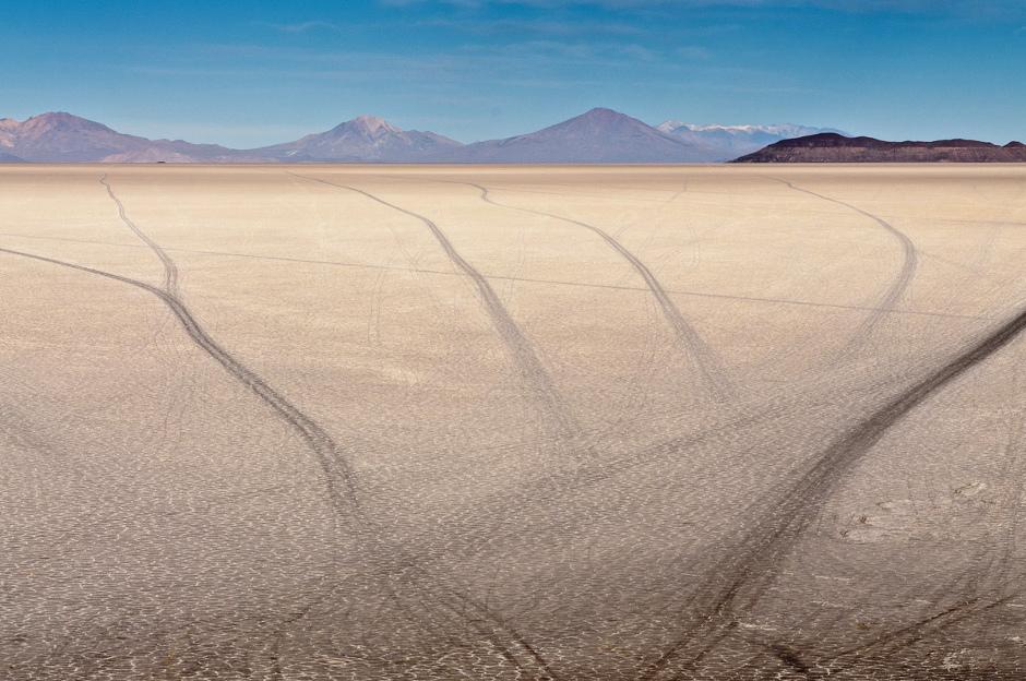 Salar de Uyuni w Boliwii