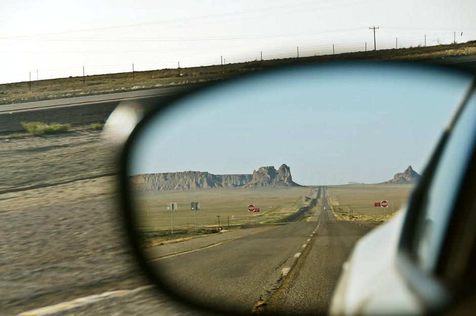 Jazda przez amerykański Nowy Meksyk