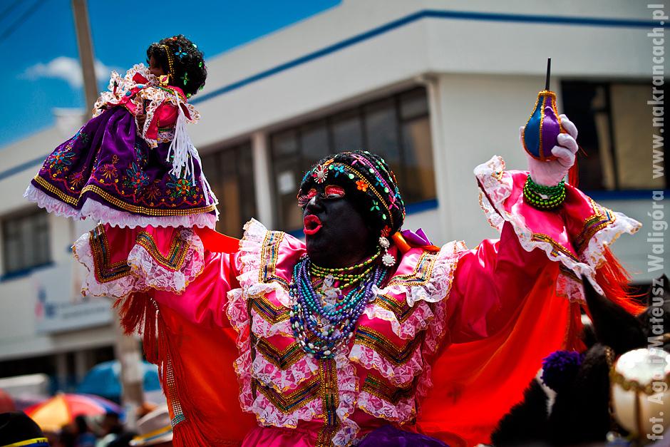 Czarna Matka Boska z Ekwadoru