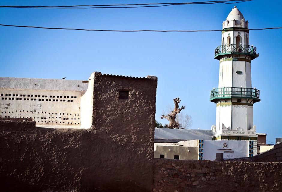 Meczet w Somalii