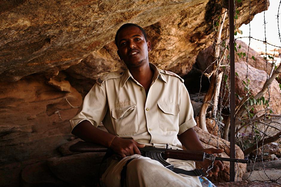 Turystów w Somalii strzegą żołnierze