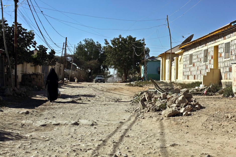 Hergejsa, stolica nieuznawanego na świecie państwa, jakim jest Somaliland