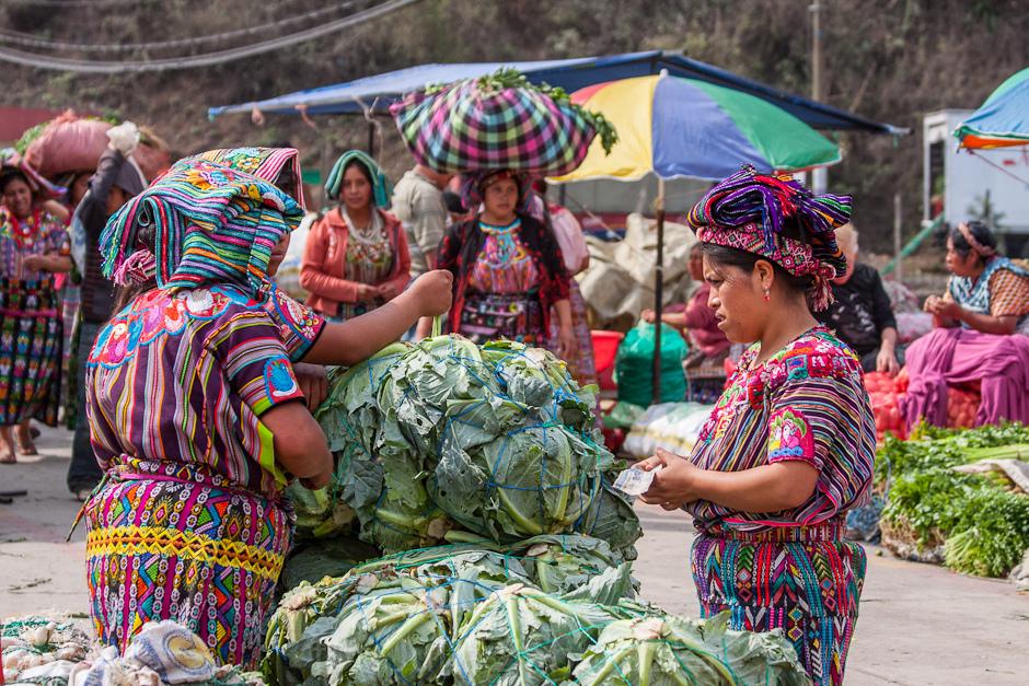 Targ w Ameryce Południowej. Zdjęcia z podróży