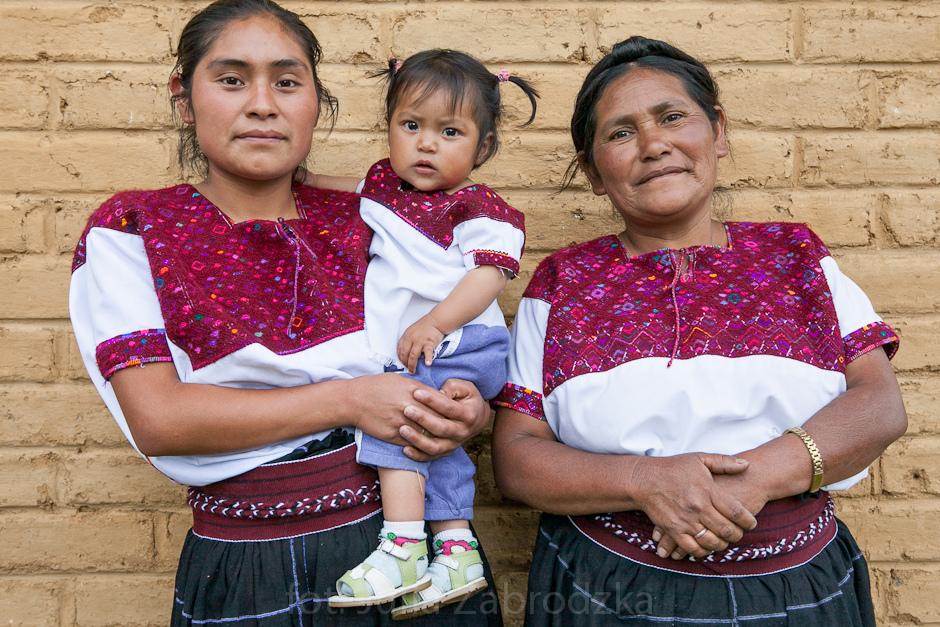 Meksykańskie kobiety. Zdjęcia z podróży
