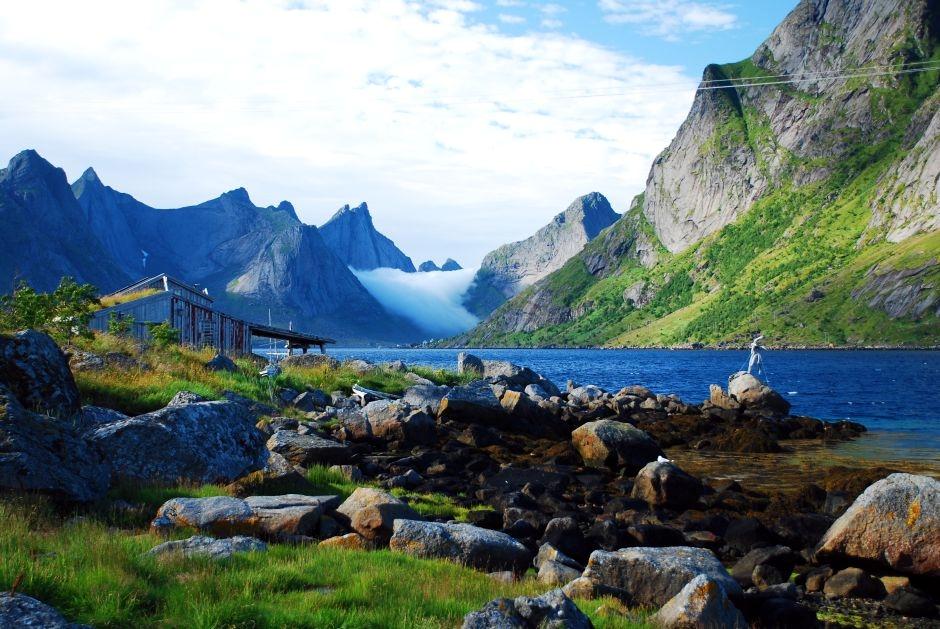 Podróż na Lofoty to spełnienie marzeń