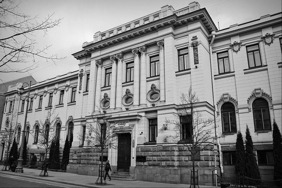 Muzeum Ludobójstwa w Wilnie - zdjęcia z Litwy