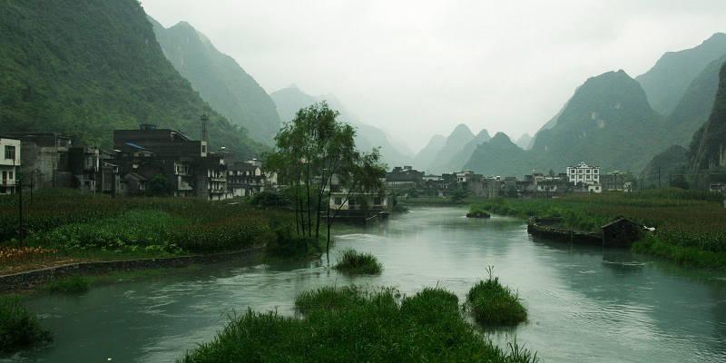 Podróż przez Chiny